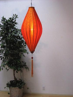 Chinese Lantern Oval 4', Citrus