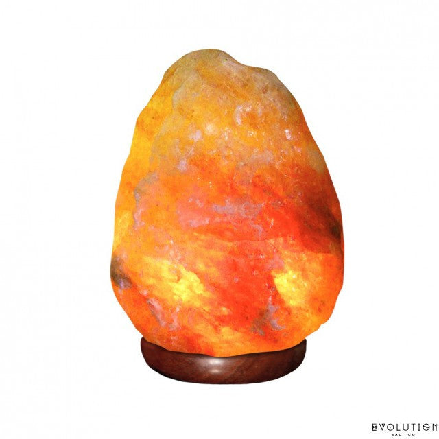 Himalayan Salt Crystal Lamp - 20-25 lbs.