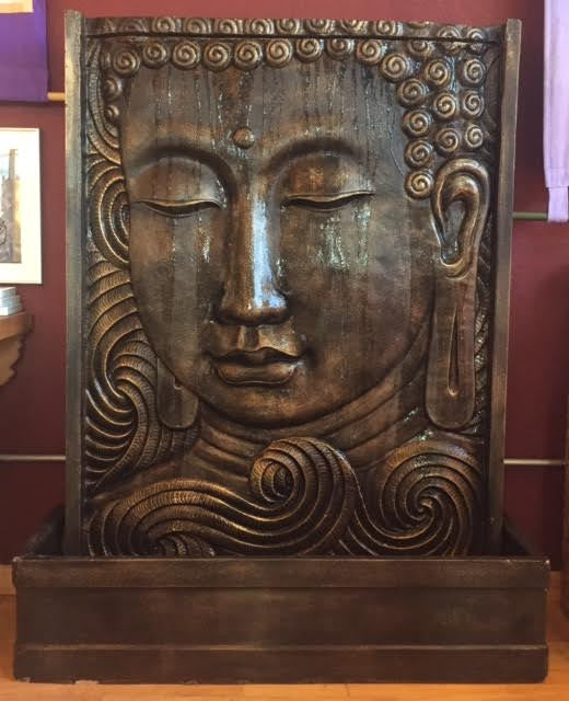 Buddha Panel Wall Fountain *FREE SHIPPING