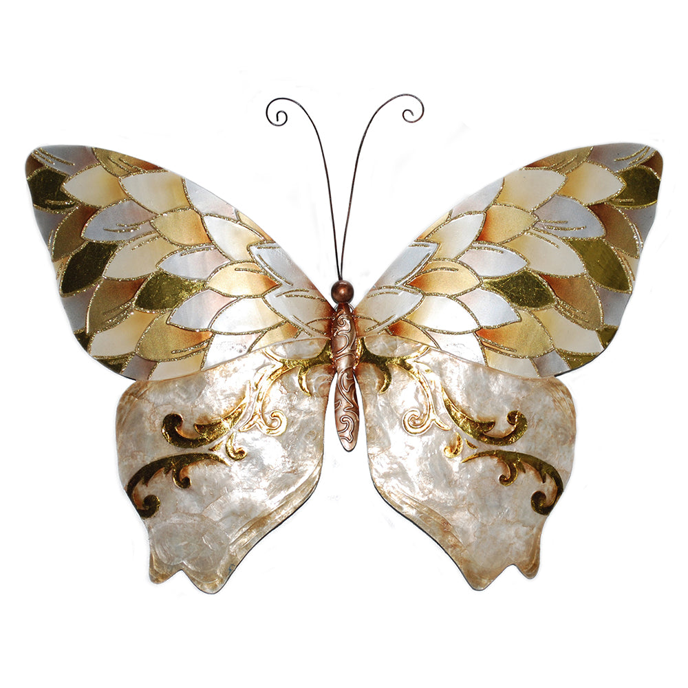 Wall Butterfly with Neutral Scale Flow