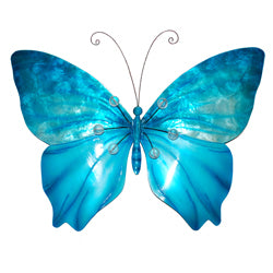 Wall Butterfly Sea Blue