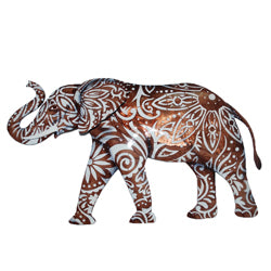 Wall Decor - Elephant, Brown