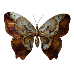 Wall Butterfly Copper