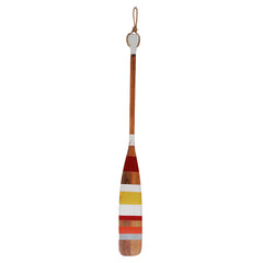 Oar Vintage Red Stripes 60 In