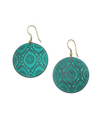 Devika Ajna Earrings