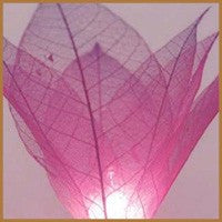 Flower String Lights - Fuchsia