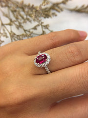 Natural Ruby (Unheated) (GE030)