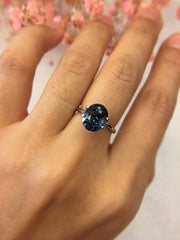 Natural Blue Spinel (GE070)