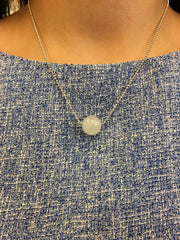 Icy Ball Necklace (NE034)