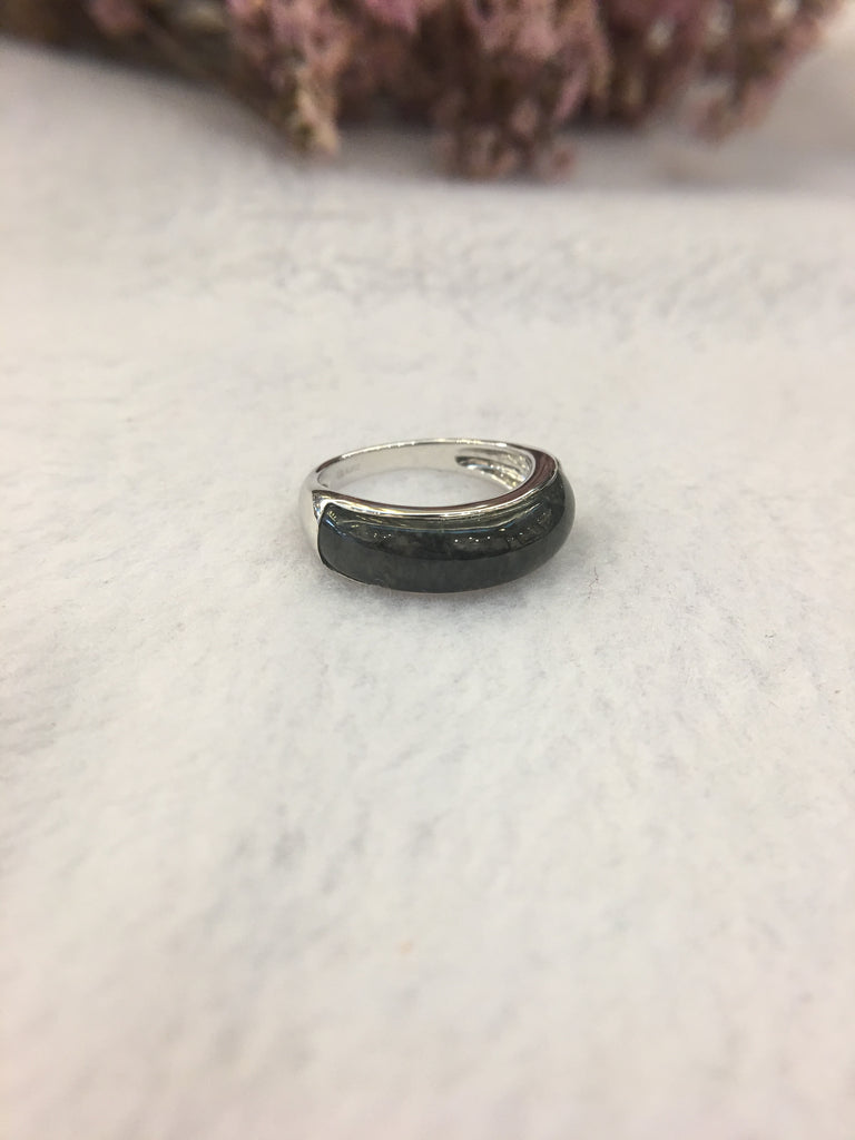Black Jade Ring (RI125)