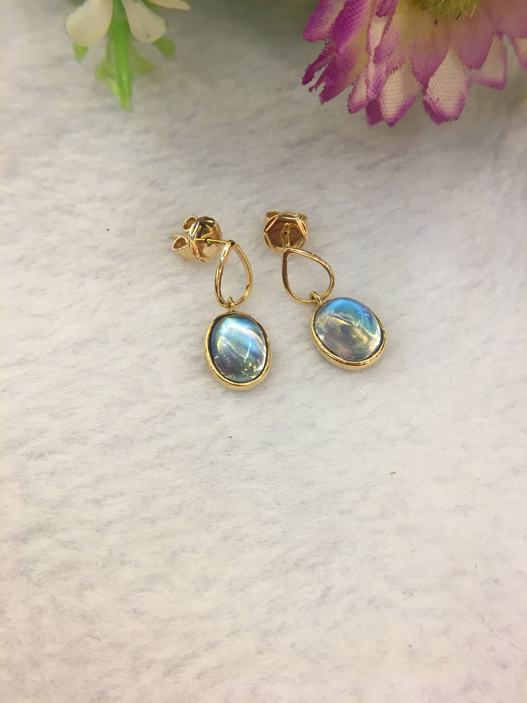 Moonstone Earrings (GE017)