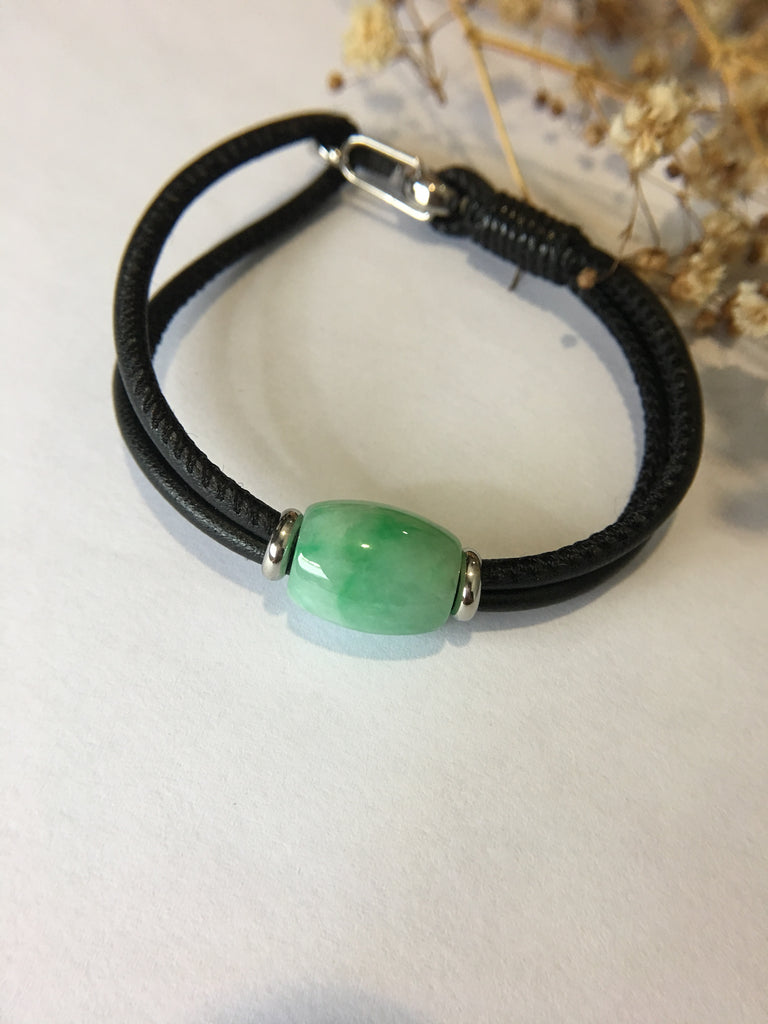 Green Jade Barrel (PE092)