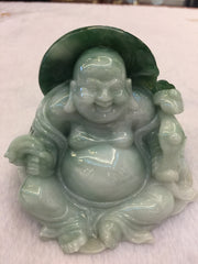 Icy Green & Yellow Displays - Laughing Buddhas (DI004)
