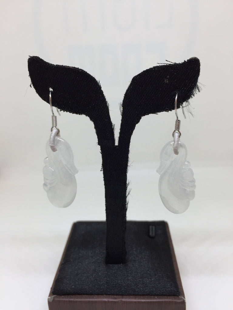 Icy Earrings - Swan (EA188)