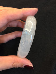 Icy Bangle - Oval (BA044)