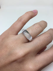 Icy Variety Ring - Rectangular (RI067)