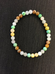 Multi-coloured Bracelet - Beads (BR008)