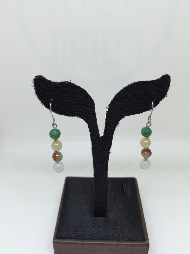 Multi-coloured Earrings (EA127)
