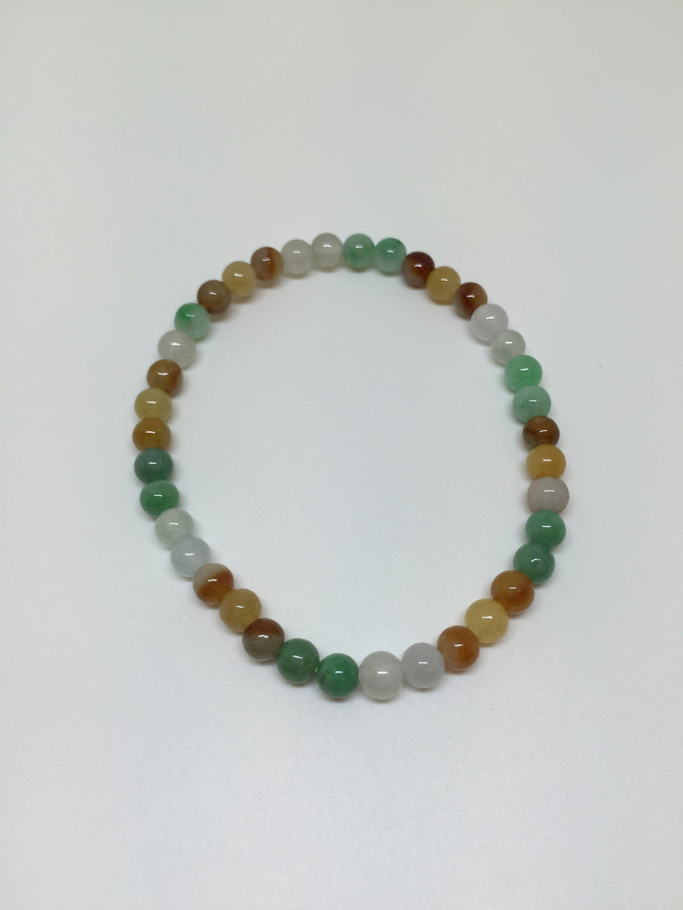 Multi-coloured Bracelet - Beads (BR061)