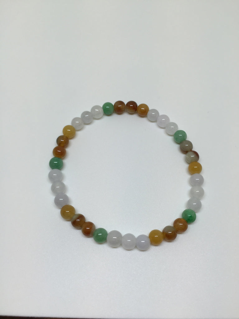 Multi-coloured Bracelet - Beads (BR062)