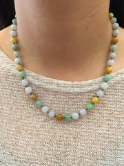 Multi-coloured Necklace (NE013)