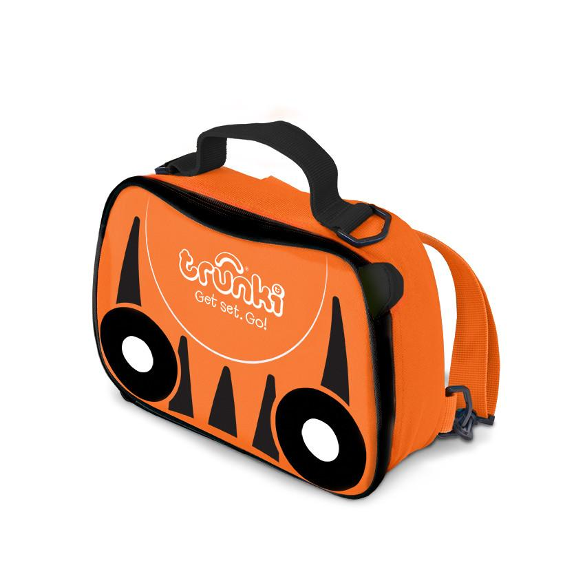 Lunch Bag Backpack-Tiger