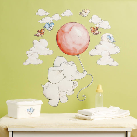 Room Decor Sticker - Flying High