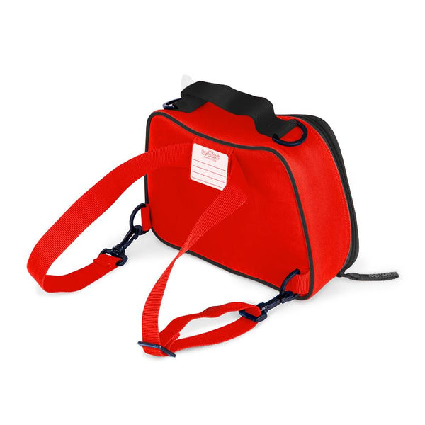 Lunch Bag Backpack-Ladybird