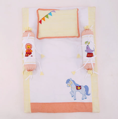 Circus Baby Bedding Set