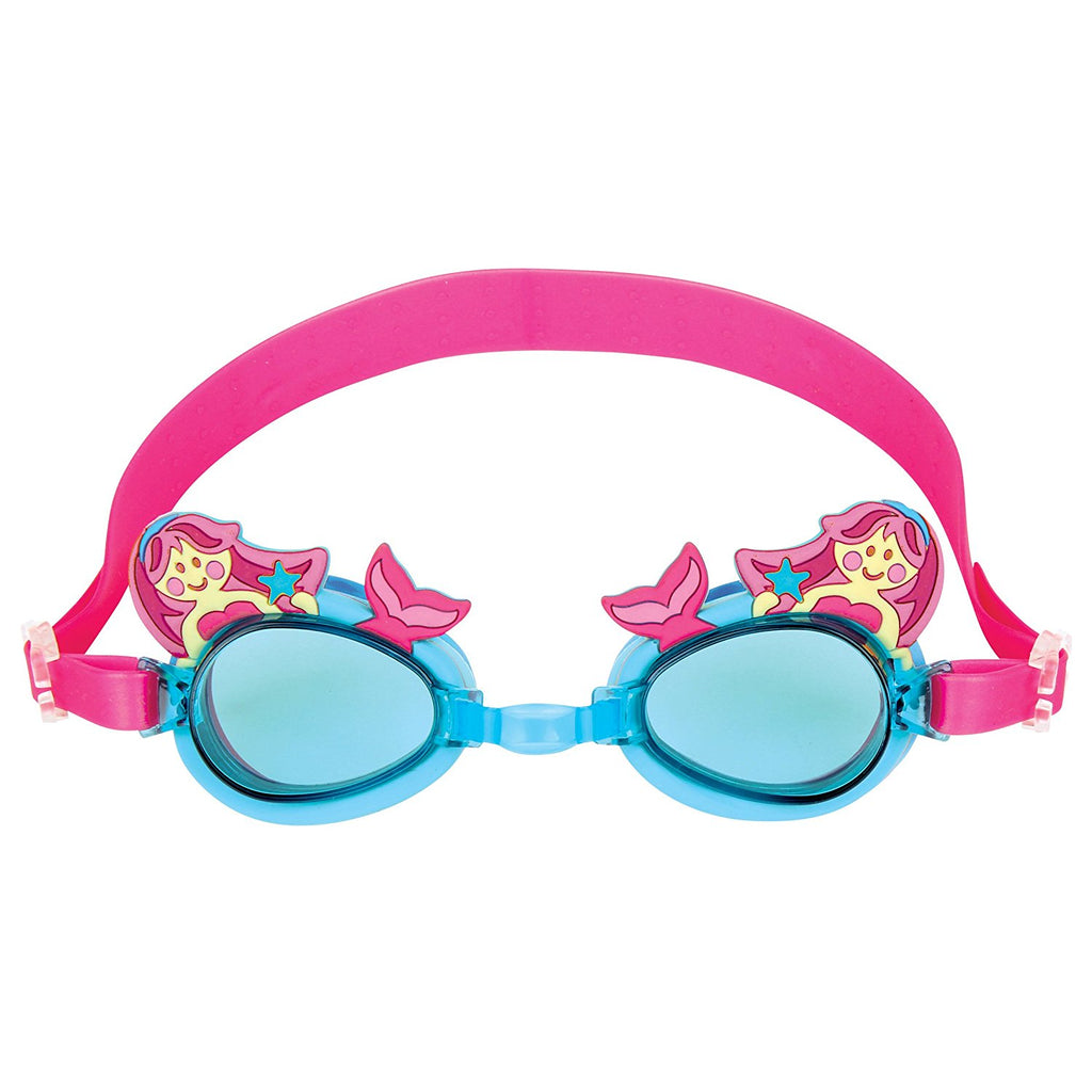 Mermaid Teal-Swim Goggles