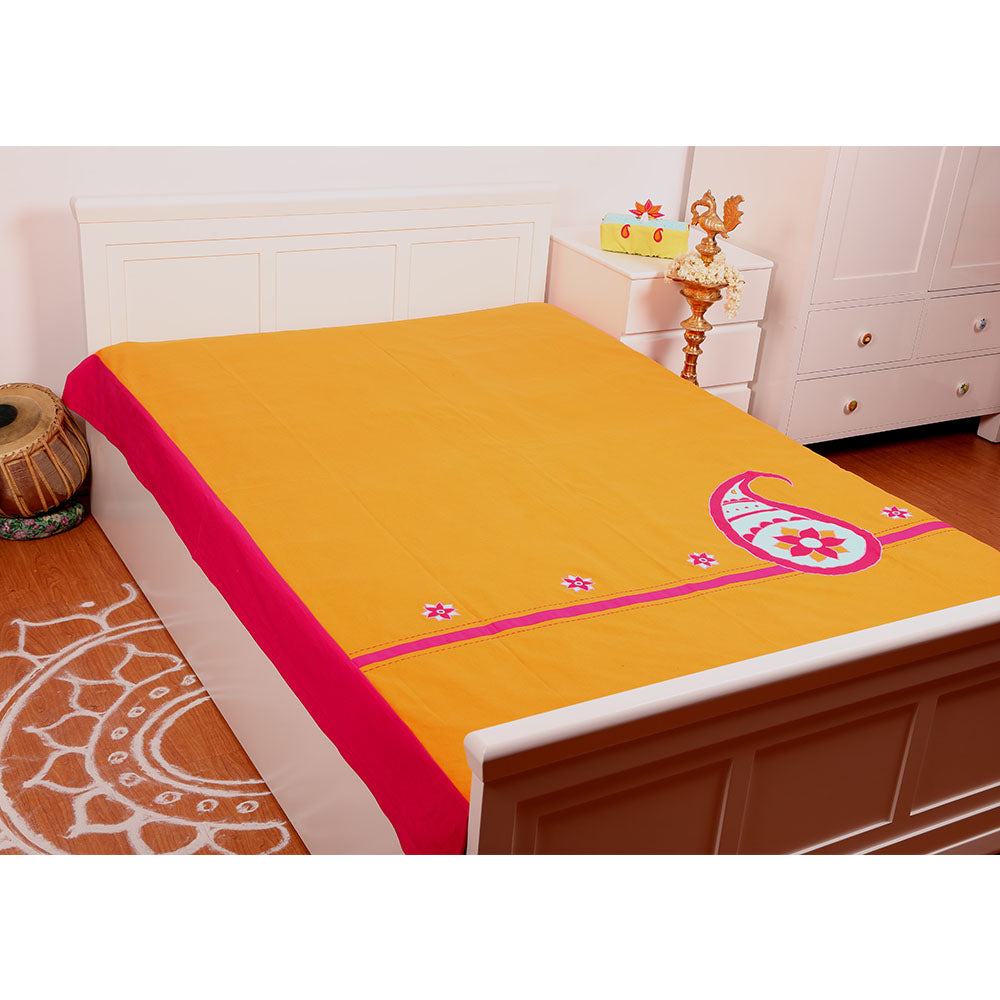 Amazing India Bed cover single