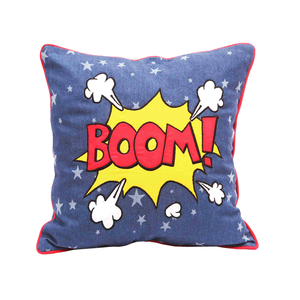 Comic Connection Boys Boom Cushion Cover