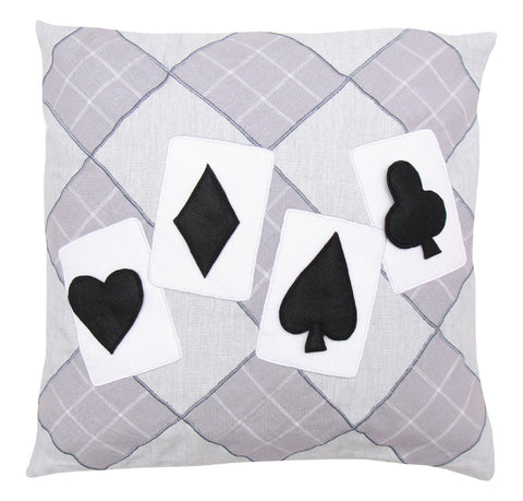 Magic-Card Cushion Cover