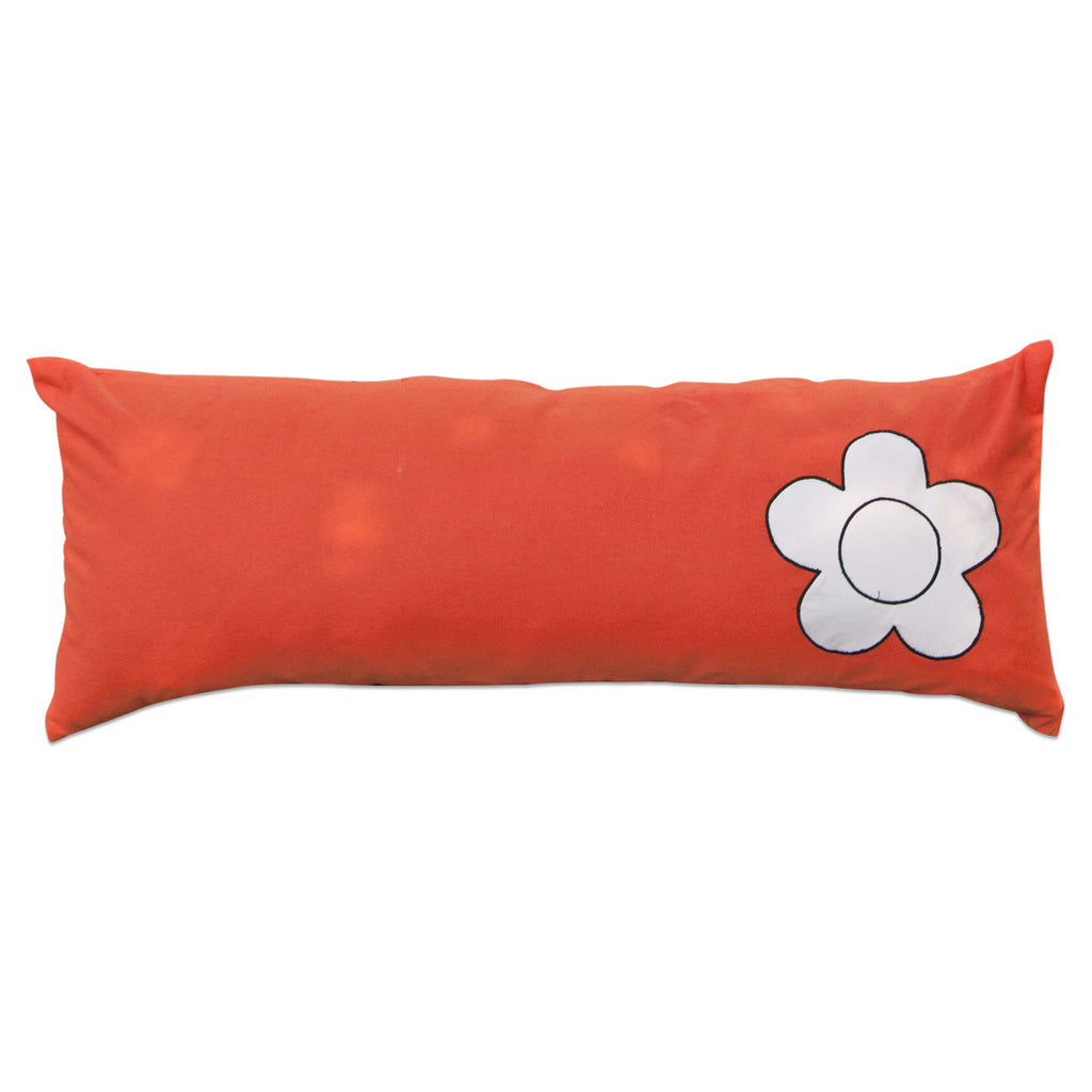 Toddler Fun Flower Long Cushion Cover