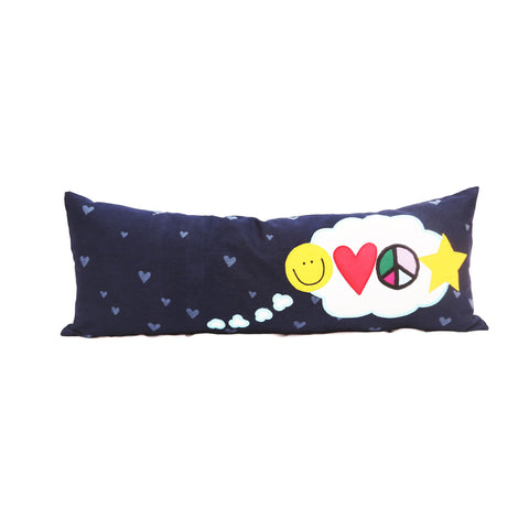 Comic connection Girls Cloud Long Cushion Cover
