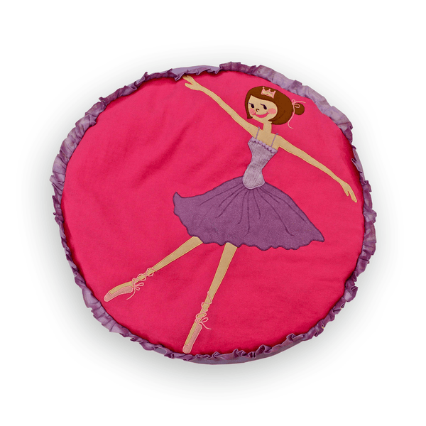 Ballerina- Round Bean bag