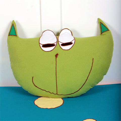Meow Shaped Cushion