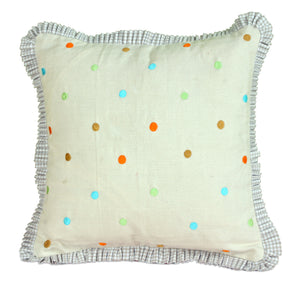 "Little birds 12"" x 12"" Cushion Cover"