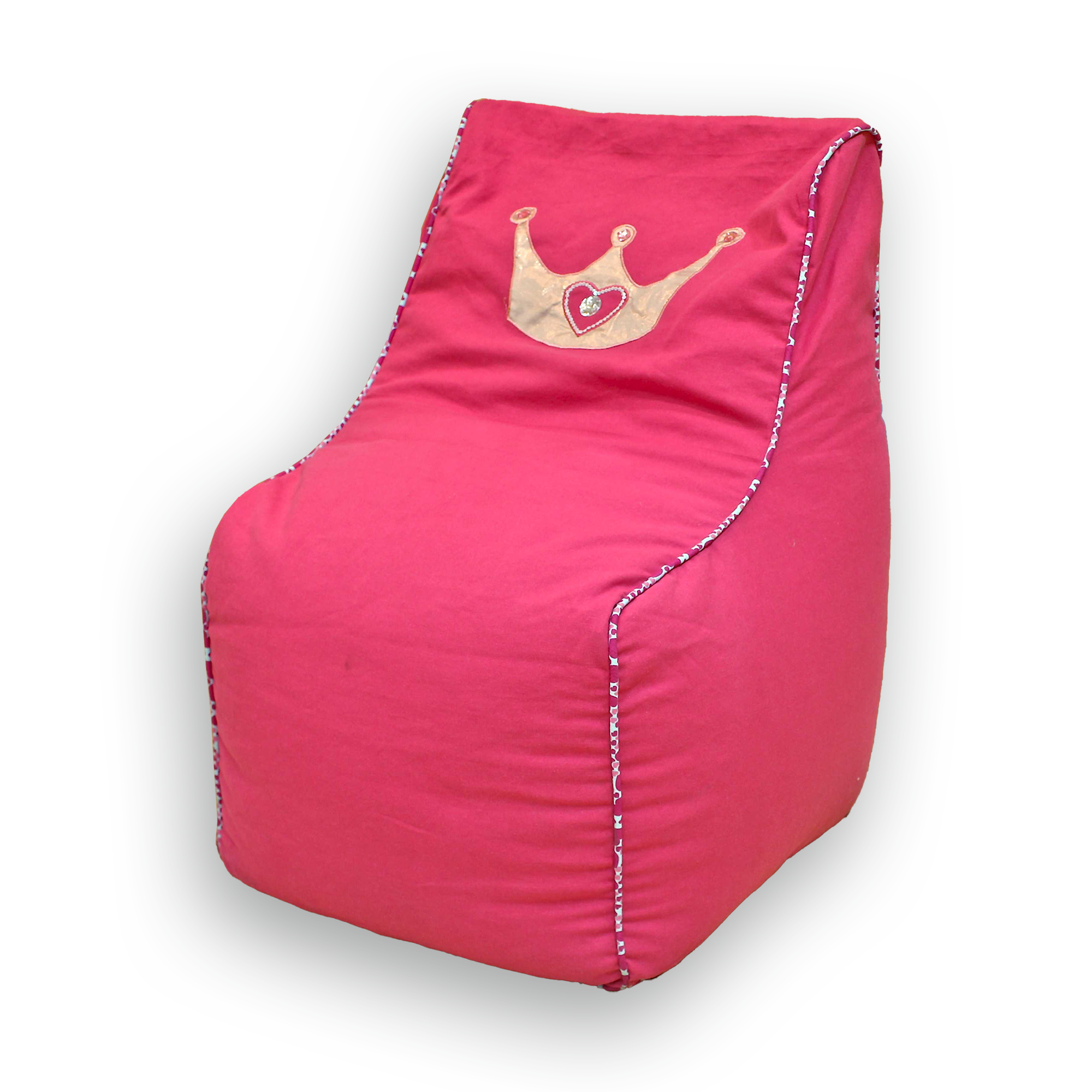 Princess Crown -BeanChair Cover