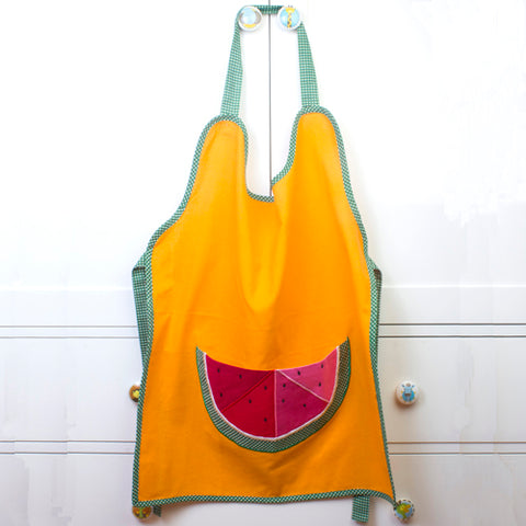 Fruit Blast Watermelon Apron