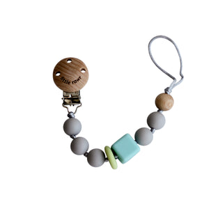 Pacifinder String with Clip-Grey