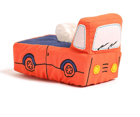 Boys n Toys Tissue Box Cover