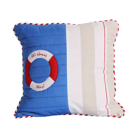 Sailor Ring Cushion Cover