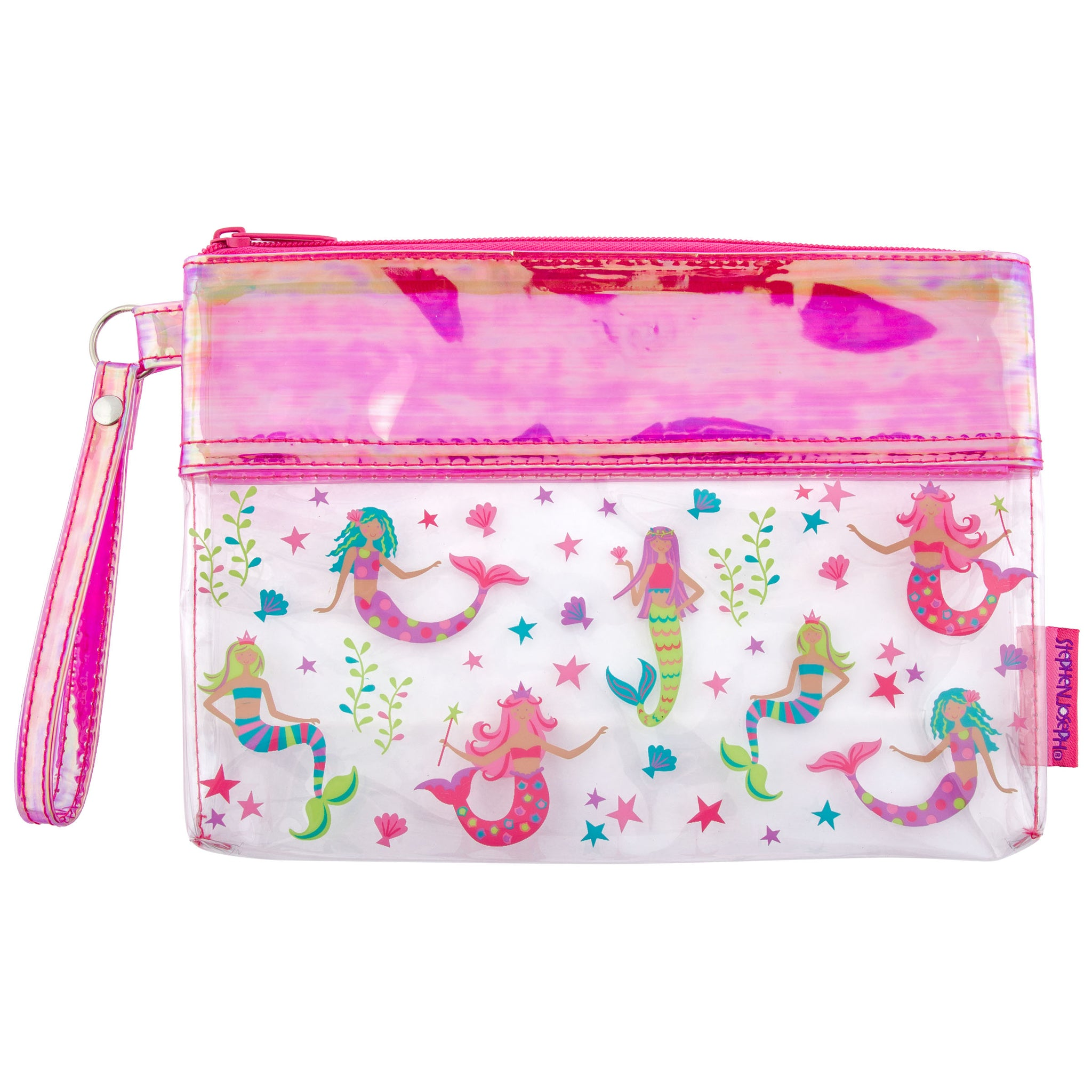 Clear Pouch MERMAID