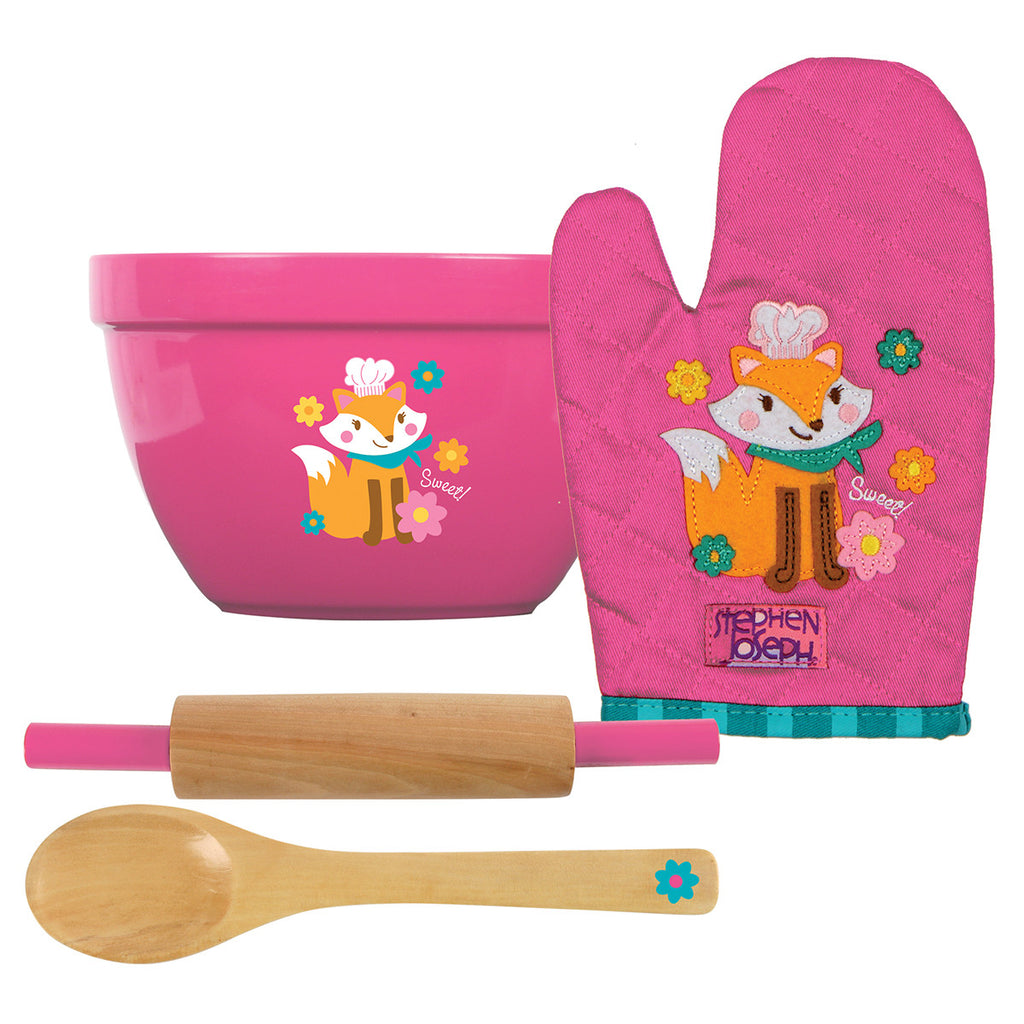 Fox Play Cook Set