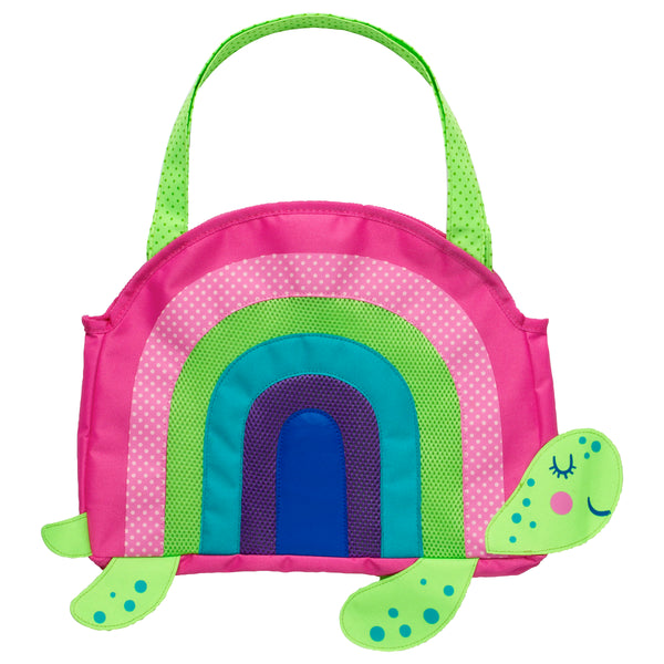 Beach Totes Rainbow Turtle