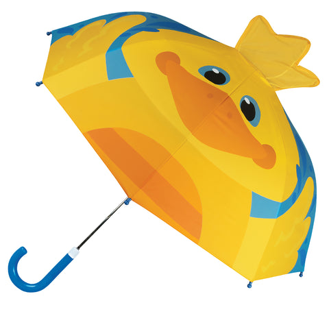 Pop Up Umbrella Duck