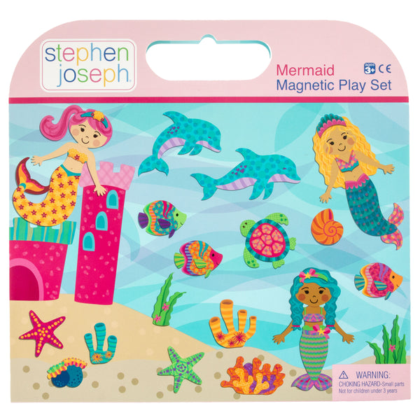 Magnetic Play Set Mermaid