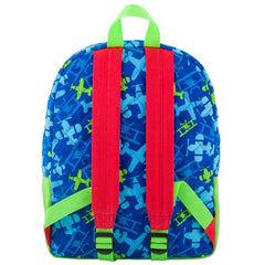 Quilted Rucksack Airplane