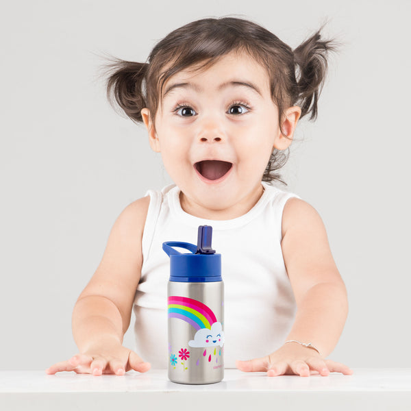 Stainless Steel Water Bottle Rainbow